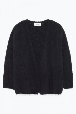 Boolder  cardigan Black