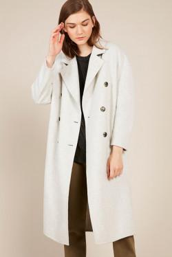 Dado Coat Grey
