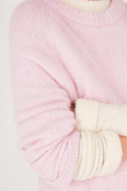East Dress Pink