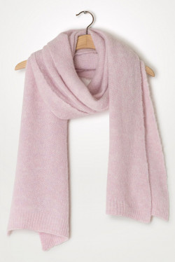 East Scarf  Pink
