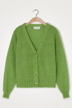 Vogbay Cardigan Green