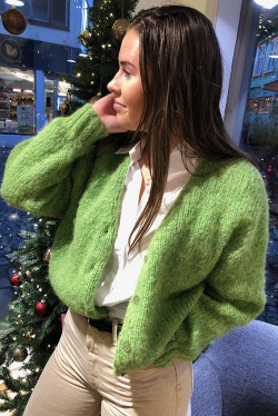 Vogbay Cardigan Green