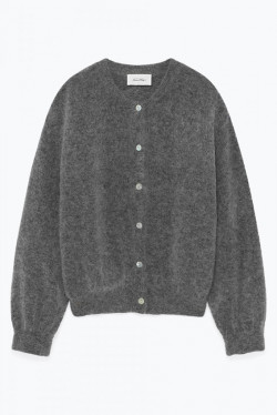Zabidoo Cardigan Grey