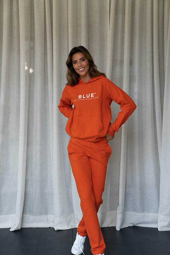 Blue Base Pant Ginger