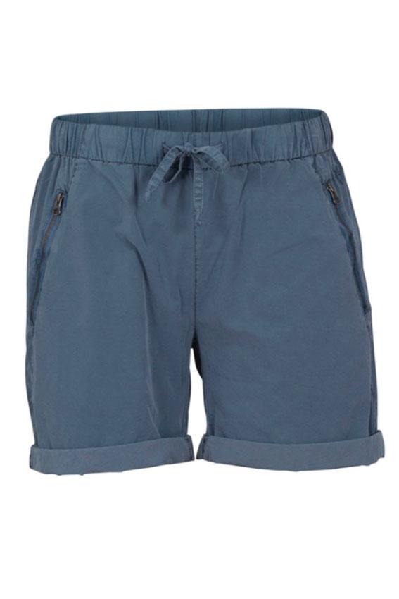 Memphis shorts Denim Blue