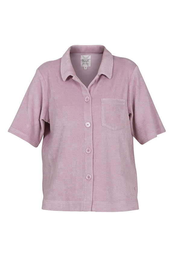 Newport Shirt Soft Pink
