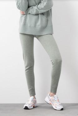 Bergamo Knit Pants Green