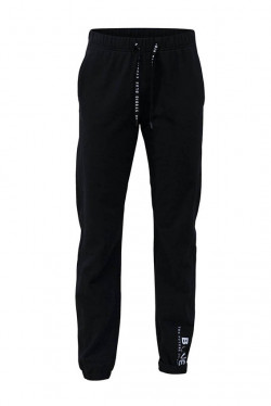 Blue Base Pant Black