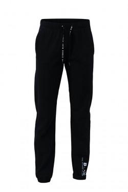 Blue Base Pants Black