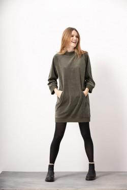 Konstanz Dress Olive