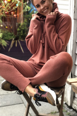 Maya Pants Rose