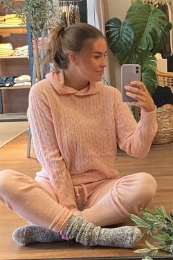 Riga Knit Pink