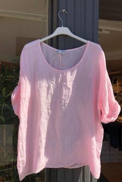 Linen pink