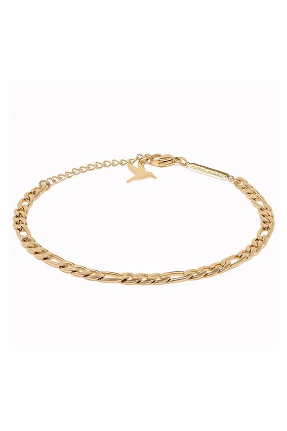 Italian chain armbånd