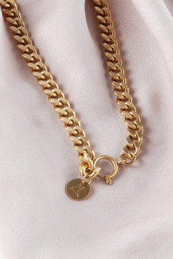 Chunky chain halskjede
