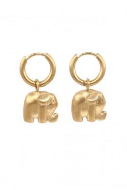 Elephant ørepynt