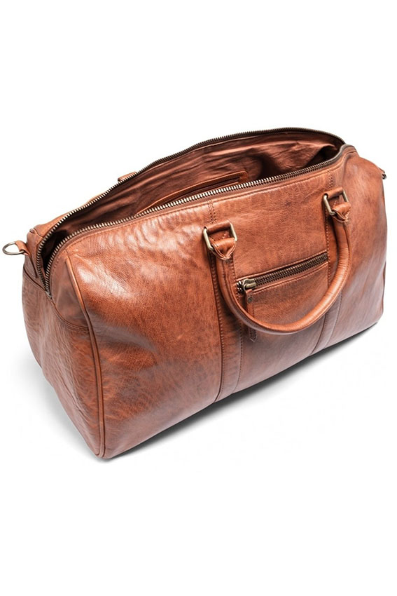Weekendbag Brown