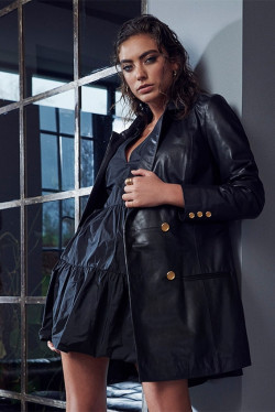 Suit Blazer Black