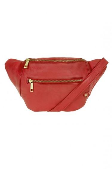 Bum Bag red