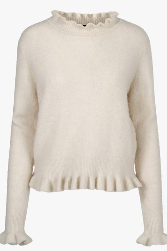Valeria alpaca sweater
