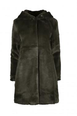 Cath Fake Fur Green