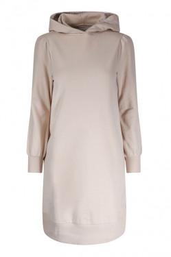 Claire dress Beige
