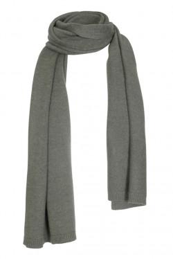 Saga merino scarf Green