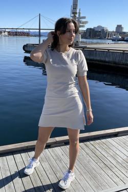 Wida Dress Beige