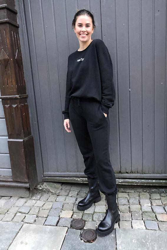 Sabine Pant Black