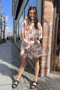 Apple Flower Dress