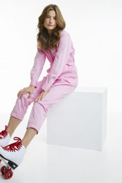 Bondi jumpsuit Pink