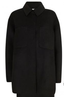 Brad Short jacket Black