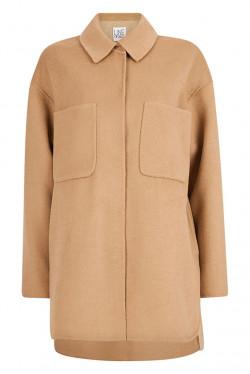 Brad Short jacket Camel