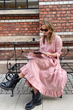 Che Linen Dusty Pink