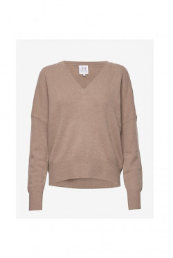 Stacy sweater Brun