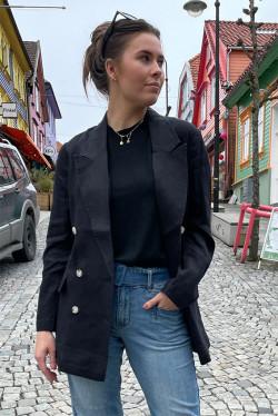 Strong Blazer Black