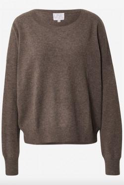 Thea Sweater Brown