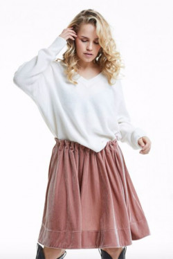 Stacy sweater Creme