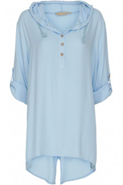 Stell Shirt Light Blue