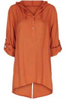 Stell Shirt Orange