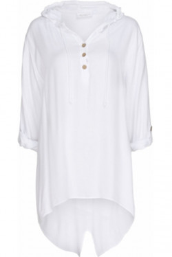 Stell Shirt White