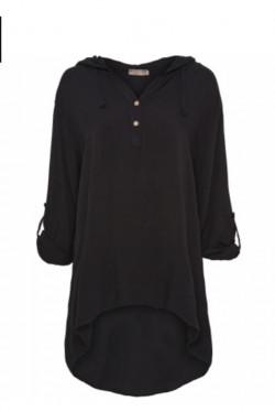 Stell Shirt Black