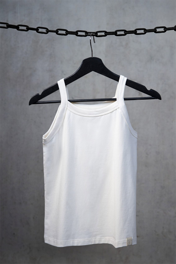Mary Singlet Offwhite
