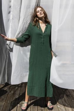 Hanne Maxi Dress Basil