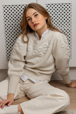 Heidi Sweater Vanilla