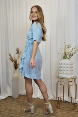Irina Sky Blue