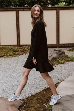Kjersti Dress Black