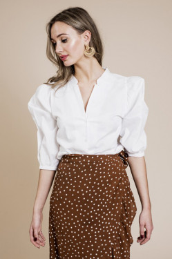 Ruth Blouse White
