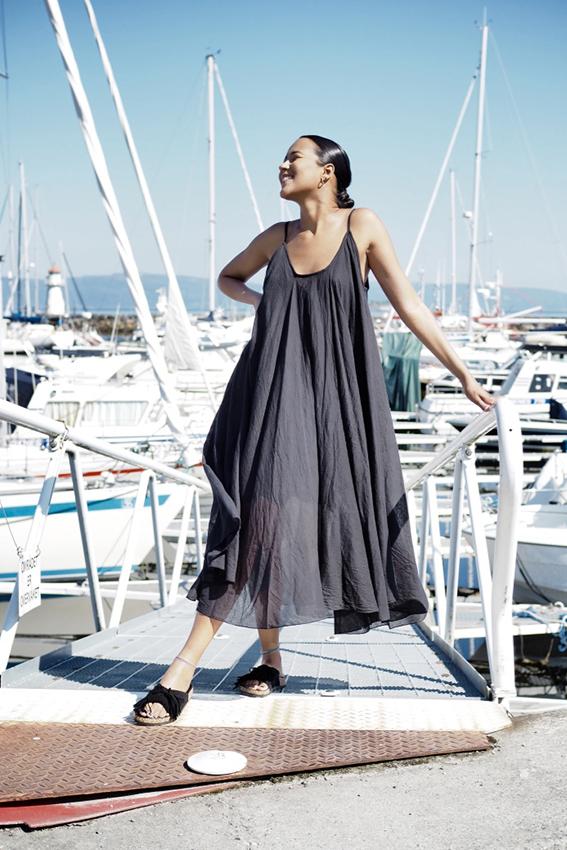 Manuela Dress Black