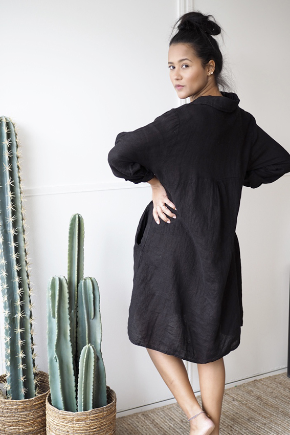 Matilde Dress Black